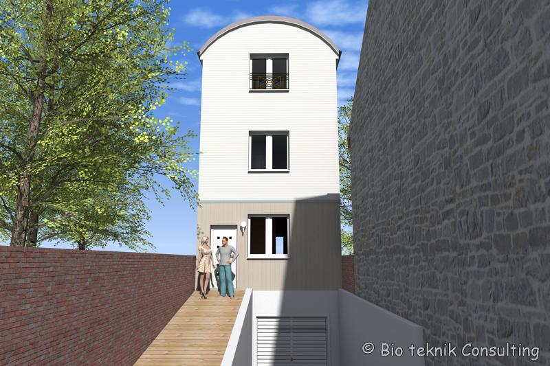 maison en bois ecologique bio teknik consulting. Black Bedroom Furniture Sets. Home Design Ideas
